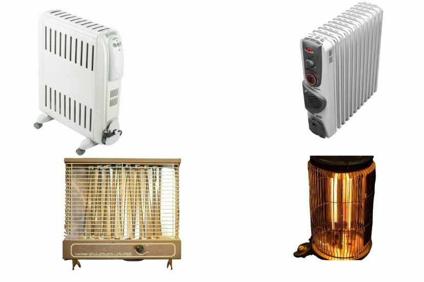 Low EMF Space Heaters For Home Protection